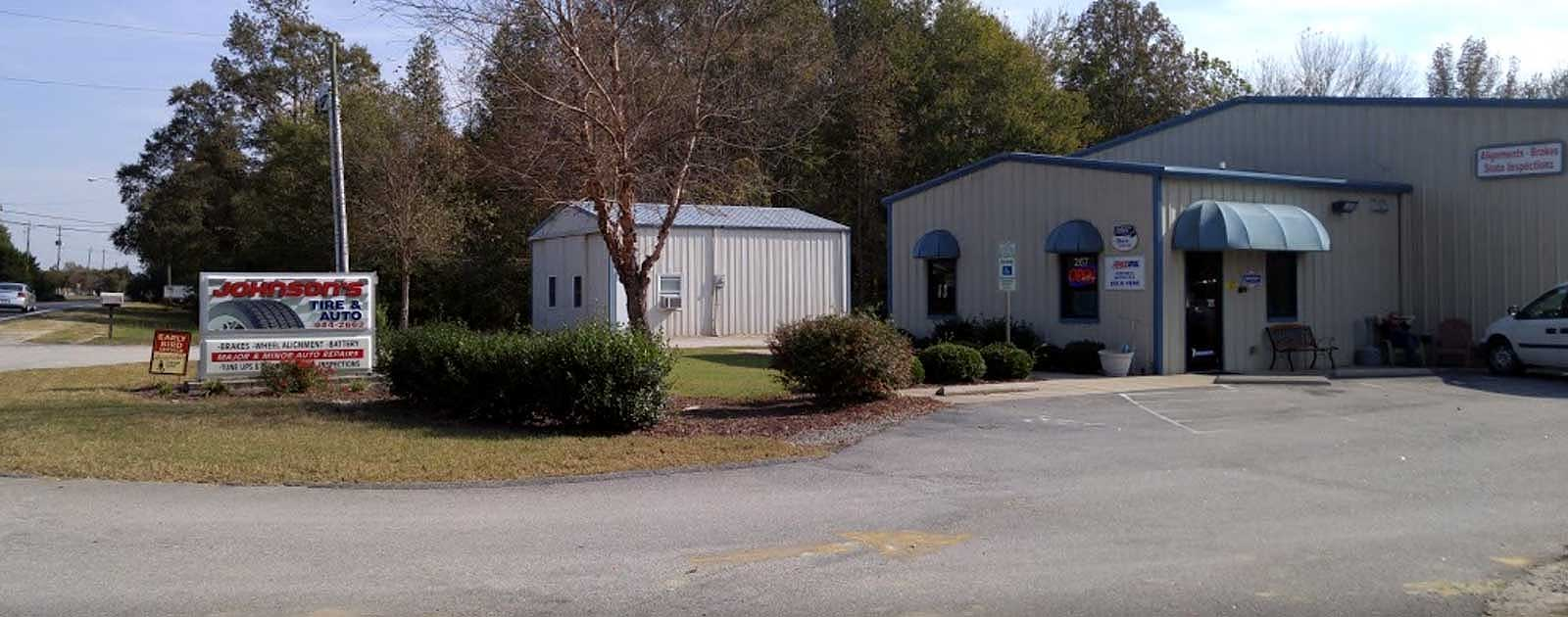 Johnson's Tire & Auto, Inc. | Auto Repair Shop in Smithfield, NC
