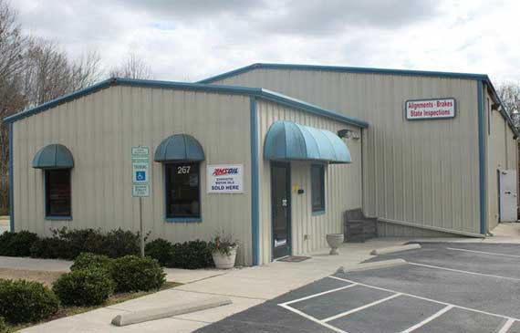 Johnson's Tire & Auto, Inc. in Smithfield